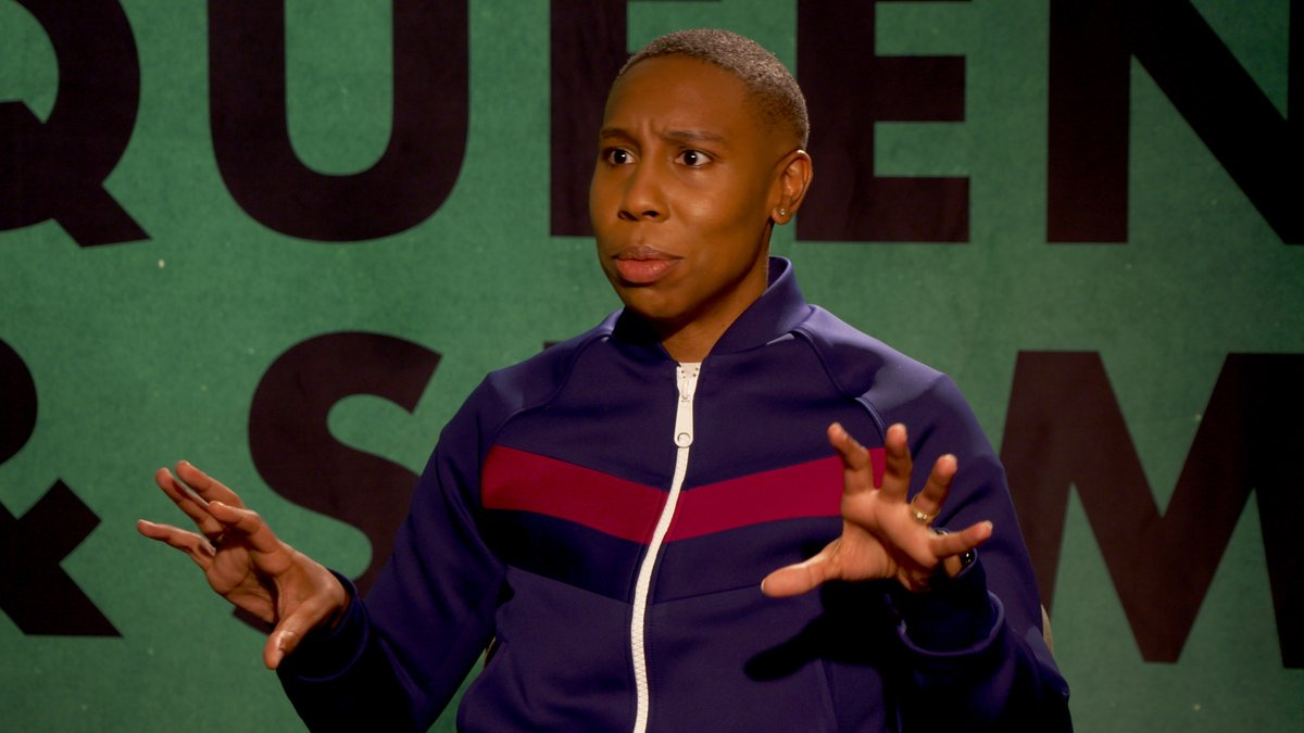 ".@LenaWaithe on the making of #QueenAndSlim: ""Not one single note by a White person was taken or given. ow.ly/s60150xi9l6"