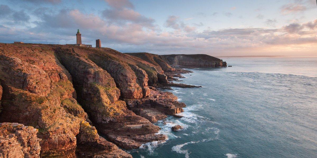 Superbe vue du Cap Fréhel dans les Côtes-dArmor #Bretagne #MagnifiqueBretagne #BaladeSympa #MagnifiqueFrance