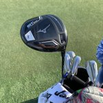 Image for the Tweet beginning: The first #MizunoST200 driver is