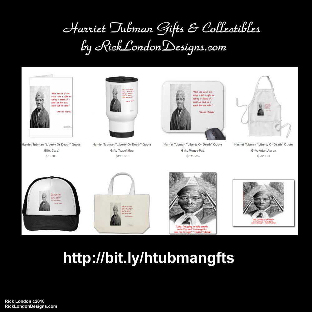 Featured in #USAToday #HarrietTubman #Collectibles by @QuoteGifts (Est 1997) #savemoney Order from the #convenience & #security of your own home #freepersonalization #gift #gifts #abolititionist #civilrights @zazzle  🌏#WorldwideShipping 100% guarantee http://bit.ly/htubmangfts