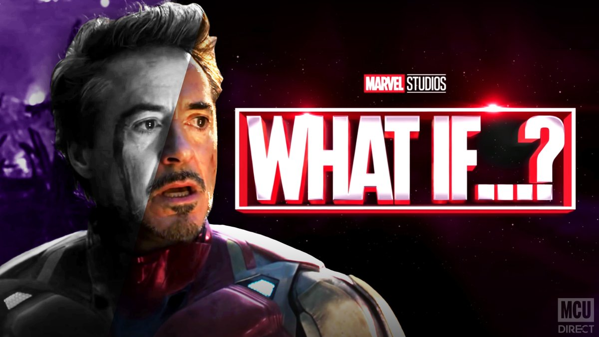 Contrary to actor Jeff Goldblums comments last week, actor @RobertDowneyJr will reportedly NOT be reprising his role as the voice of Tony Stark / Iron Man in the WHAT IF...? animated series... bit.ly/2XNKStj