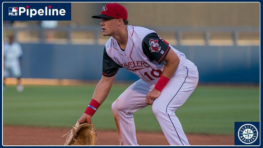 @MLBPipeline's photo on Evan White