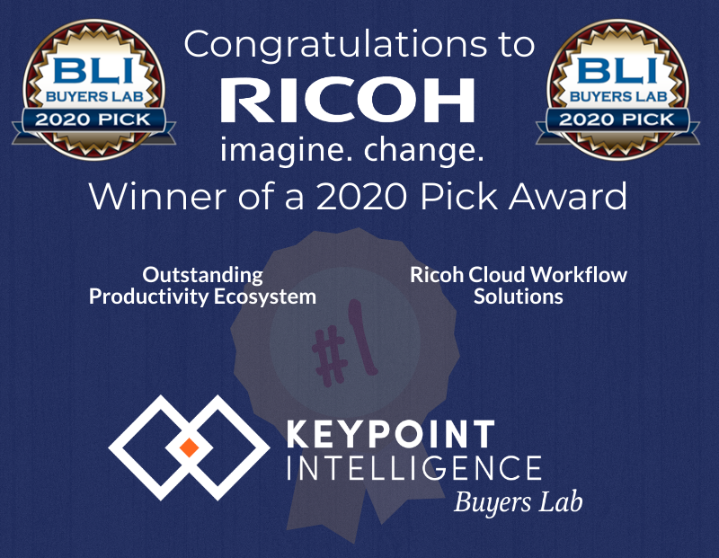 We are proud to be honored by @BuyersLab for this award!
