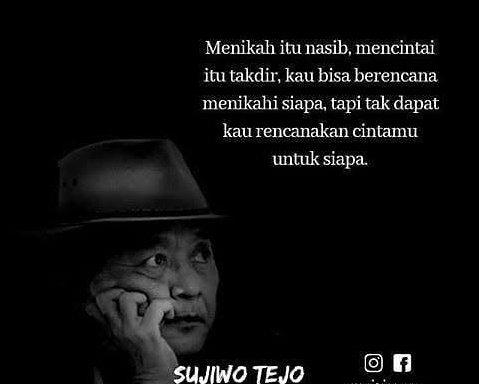 Sujiwo Tejo Quotes At Sudjiwotedjo Twitter