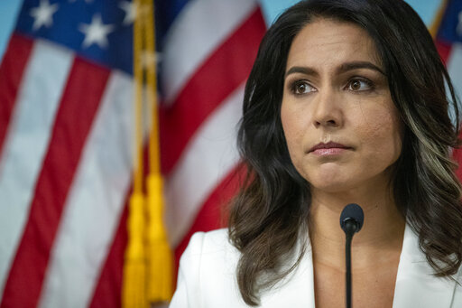 NEW: In light of @KamalaHarris attack on @TulsiGabbard, we looked back at Gabbards record as a guest on Fox News. bit.ly/2qBxeNy