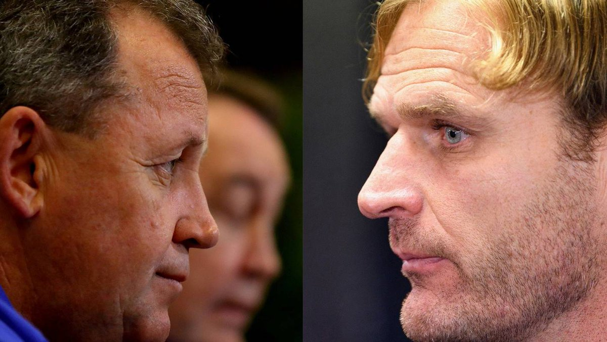 Ian Foster v Scott Robertson: The head-to-head battle to be All Blacks coach dlvr.it/RJsmlP