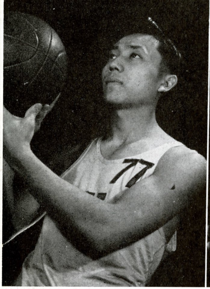 "Wataru ""Wat"" Misaka (1923-2019): Misaka contributed to both Utah Utes title teams in the 1940s: Utah's 42-40 overtime victory over Dartmouth in the 1944 NCAA championship game at Madison Square Garden and the 1947 NIT title, a 49-45 victory over Kentucky, also at MSG."