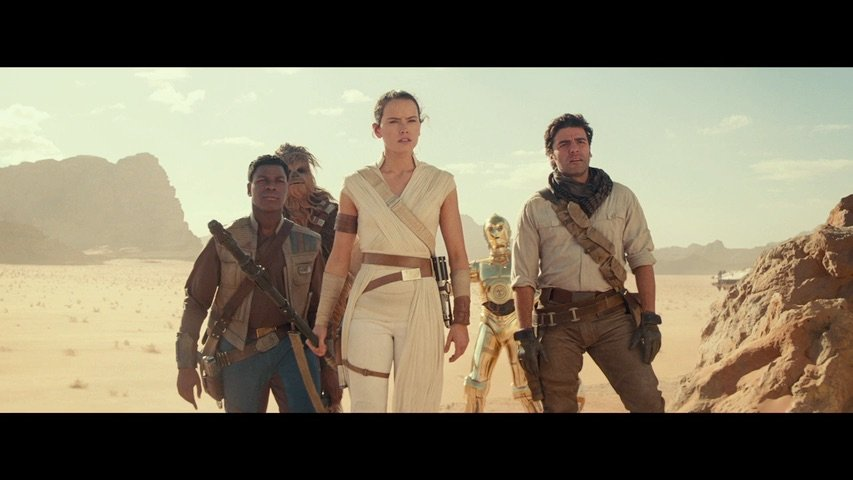 Star Wars: The Rise of Skywalker TV spot ... the-numbers.com/news/243020830… ... the sci-fi nonology reaches its climax on December 20 #StarWarsTheRiseOfSkywalker #StarWars