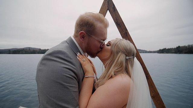 Kissing on the lake.  Watch the full elopement film: https://youtu.be/V46Pyyop5PA  #elopementwedding #montrealwedding #mariagemontreal #cinematicwedding #weddingwirecanada #tascam #elopementlove #weddingvideographer #weddingfilm #elopement #weddingbells #lum… https://ift.tt/2D4y8oxpic.twitter.com/BBSql9Mfkp