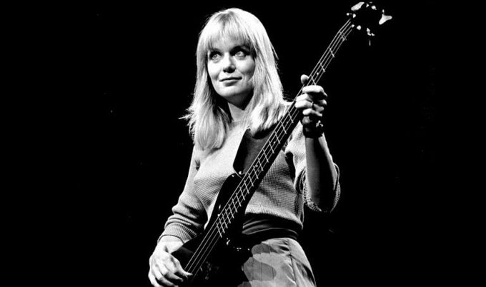 Happy birthday Tina Weymouth!