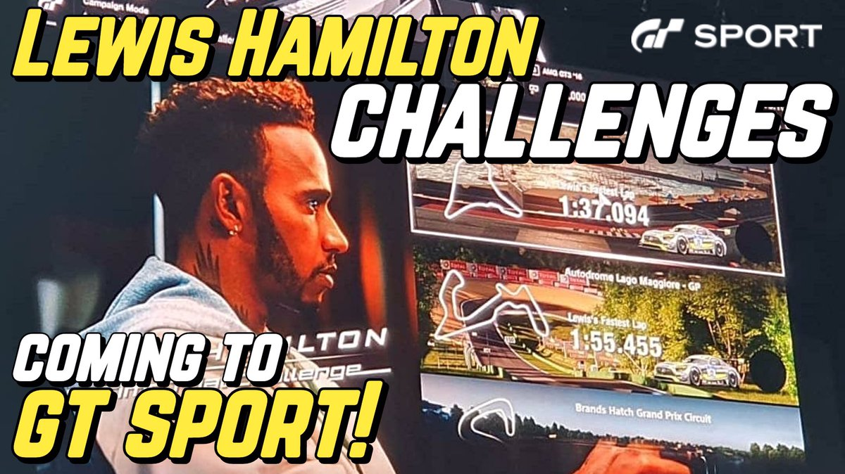 Hamilton Time Attack Challenges coming to GT SPORT! LINK IN BIO #hsg #youtube #youtuber #gt7 #gtsport #granturismo7 #forza #ps4 #xbox #racing #timeattack #liveevent #livestream #hsgautomotive #gaming #mercedes #f1 #lewishamilton #hamilton #hammerstudiosgaming