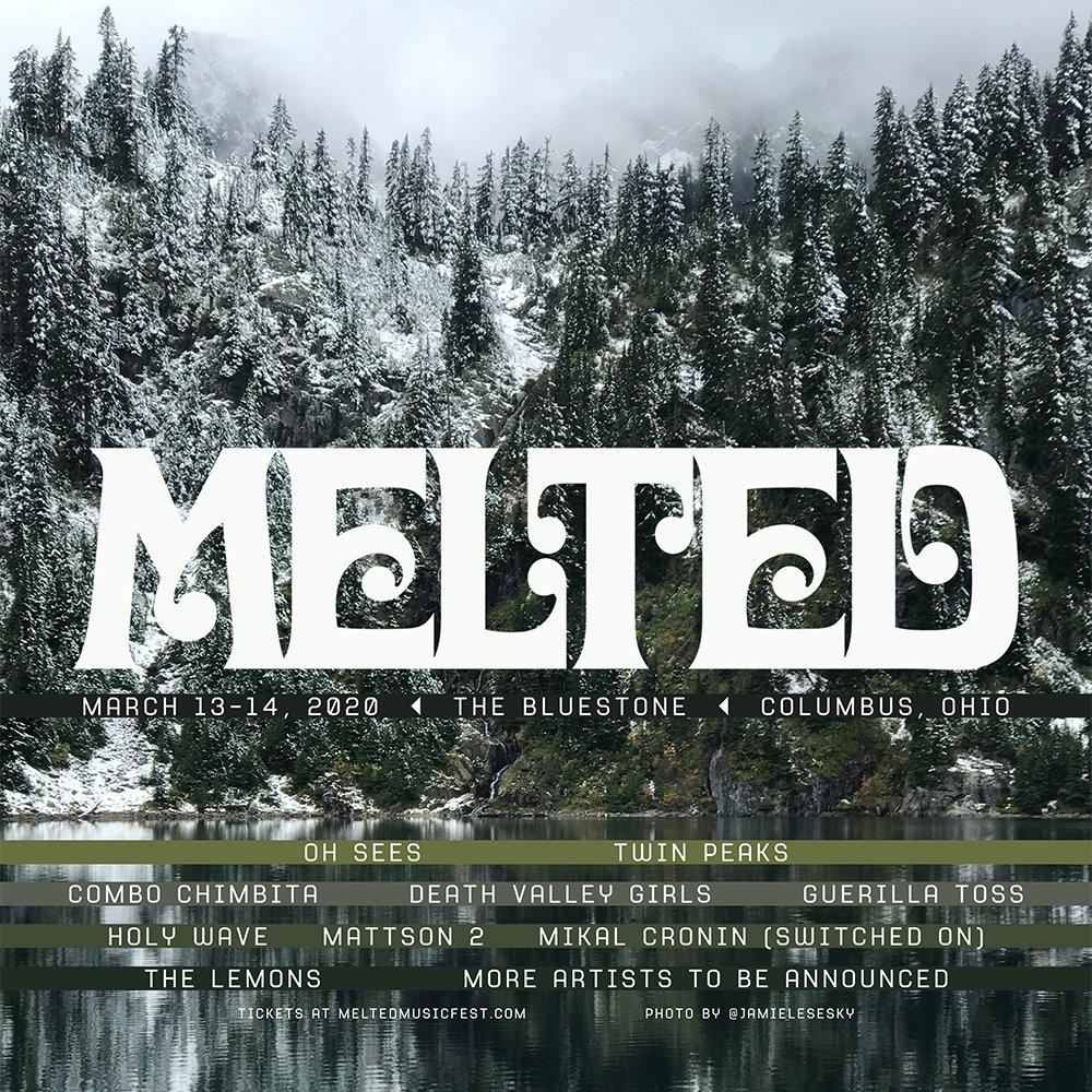 Nelsonville Music Festival 2020.Melted Music Festival Meltedmusicfest Twitter
