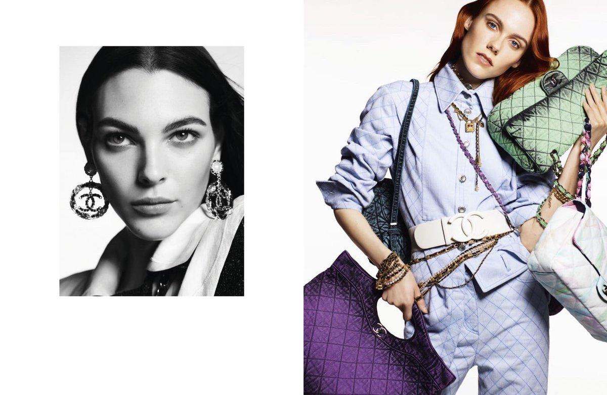 Campagne pour la collection #CHANELCruise 2019-20, imaginée par #VirginieViard et disponible en boutique #CHANEL et sur https://t.co/Tl4kgzsjHX #DestinationCHANEL 👉 https://t.co/D1Kctf3DPO L'héritage de Coco Chanel #espritdegabrielle https://t.co/hwi9qO3asE