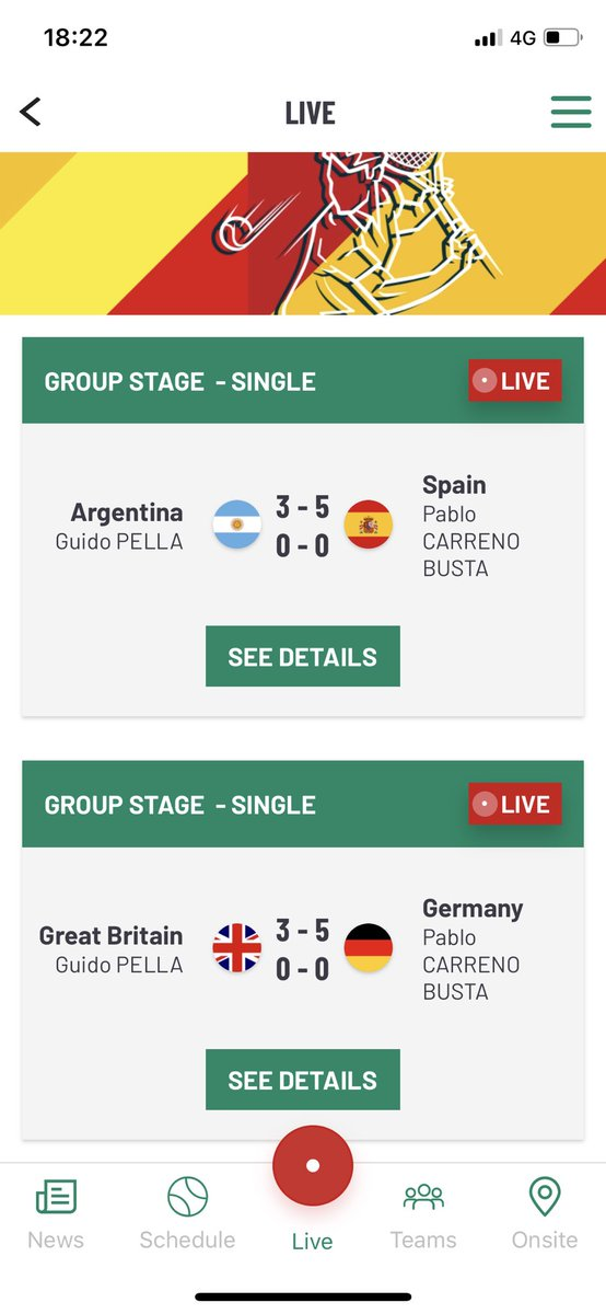 Really the quality of the Davis Cup app breaks all the low quality barriers #crap @DavisCupFinals #DavisCupFinals #byRakuten <br>http://pic.twitter.com/ajdC0dWekg
