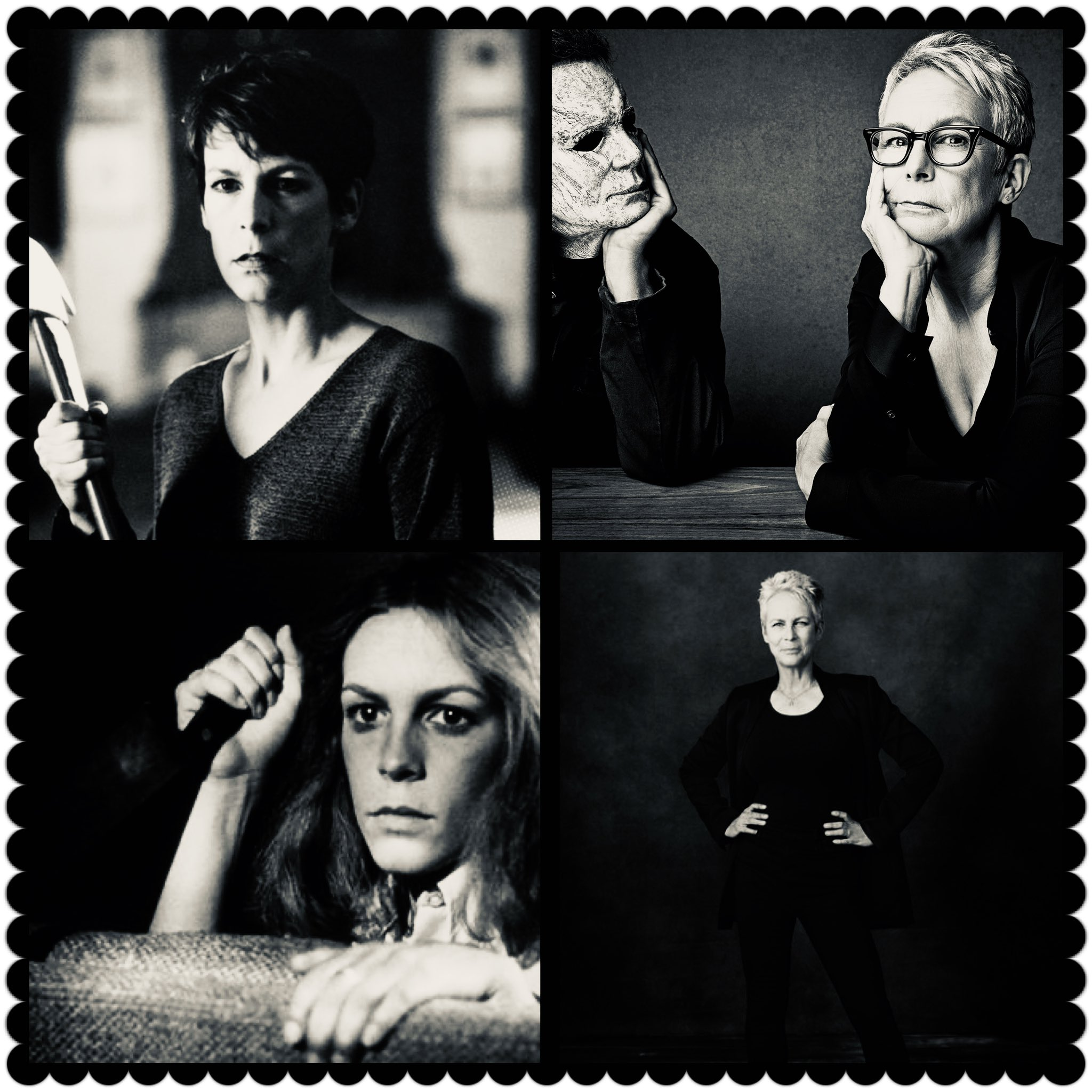 ~~Happy Bday to the beautiful~~      Jamie Lee Curtis