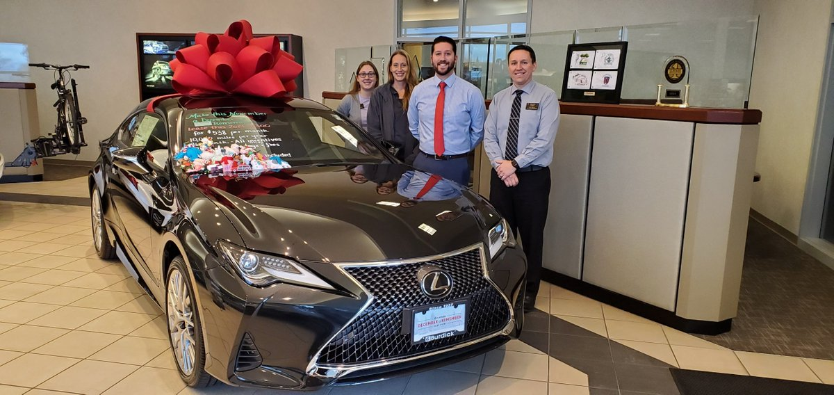 This year, Burdick Lexus is happy to be participating in Regans Ornament Collection! Ornaments will be donated to newborns at St. Josephs Health Hospital and child patients at @UpstateGolisano . Check out Regans Acts of Kindness for more info! #GiveAmazing