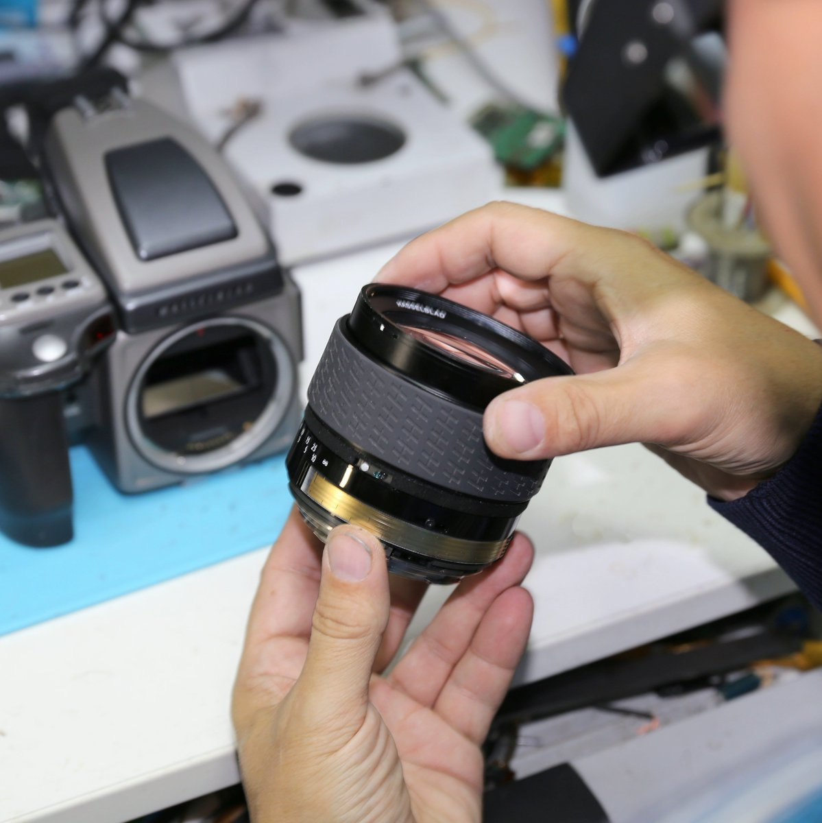 нужно у какого фотоаппарата лучше работает автофокус таком