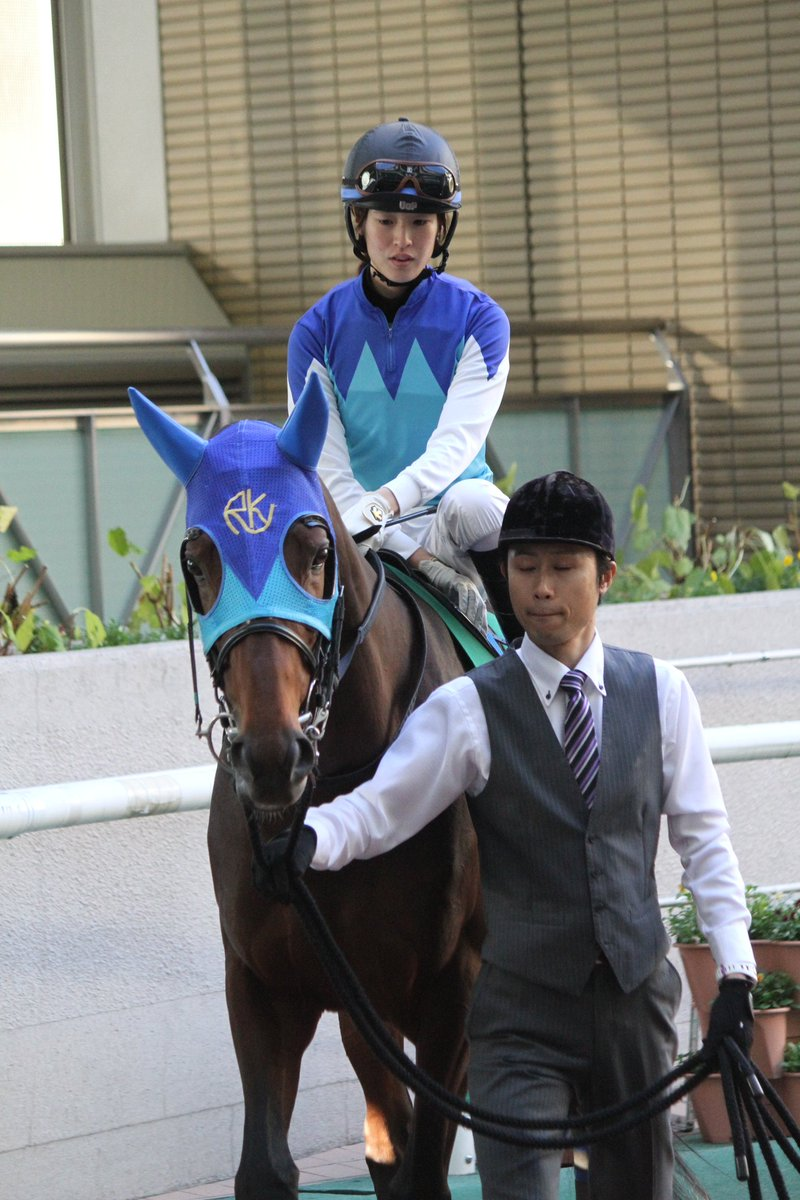 test ツイッターメディア - 福島記念で12着のアドマイヤジャスタ。藤田菜七子騎手とのコンビで注目されたが惨敗…。ホープフルステークス2着の実力馬の苦戦が続いている。兄・アドマイヤラクティは古馬になってから本格化したので、今後の成長力に期待しつつ、必ずタイトルを掴む時が来ると信じて、これからも追いかけ続けたい! https://t.co/AaCsRAtcIl