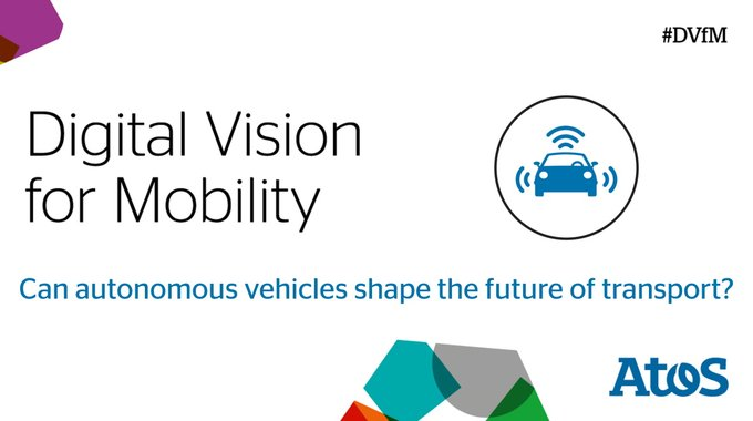 Can an evolving hybrid mobility mix of connected and #autonomousvehicles shape the future of...