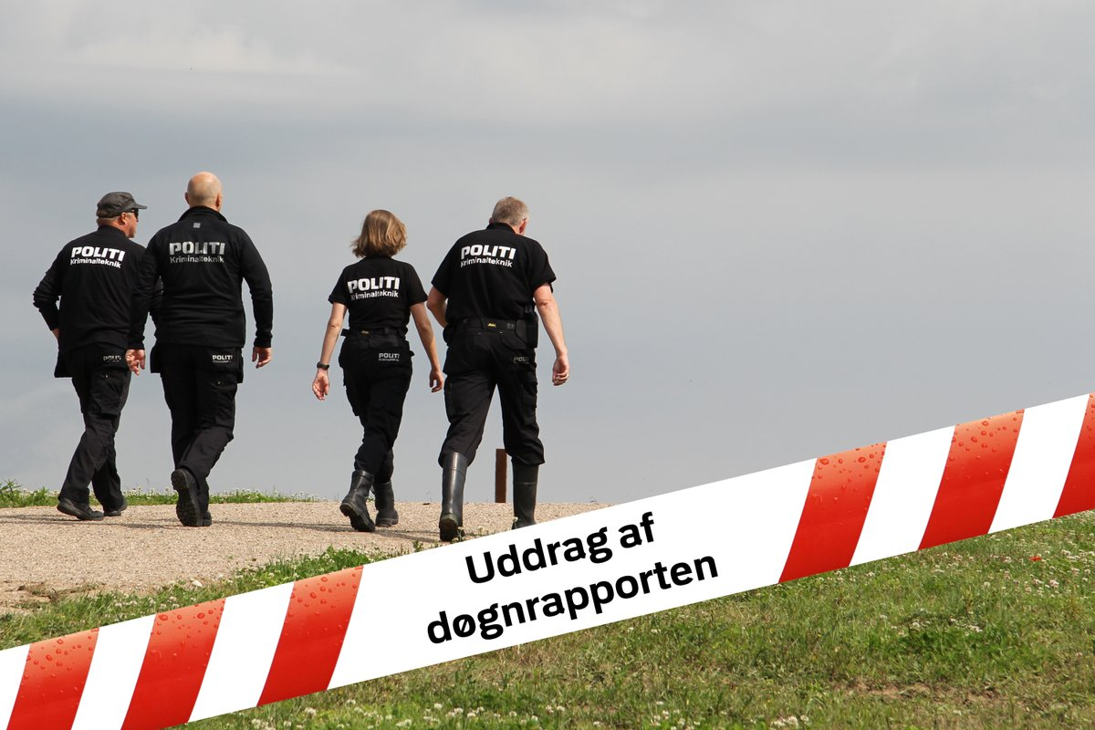 Tryghedsskabende kameraer afslørede unge hashrygere i Holbæk, mand anholdt for trusler i Solrød og brand i lejlighed i Jyderup  - Læs mere i dagens uddrag af døgnrapport fra torsdag den 141119 kl. 0700 til fredag 151119 kl. 0700 #politidk https://t.co/gEDLxGtfUG https://t.co/2mVjQTYHxI