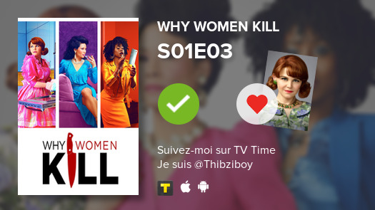 bitch je viens de voir I Killed Everyone He Did, But Backwards and in ... de Why Women Kill i cannot!  #tvtime  https:// tvtime.com/r/1drfu      <br>http://pic.twitter.com/VM6kT7P5Nu