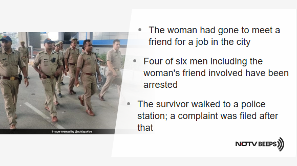 Group Chases Away Man Trying To Rape Woman, Then Gang-Rapes Her: Cops https://www.ndtv.com/noida-news/woman-allegedly-gang-raped-in-noida-park-2132992… #NDTVNewsBeeps