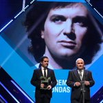 Image for the Tweet beginning: Premio Ondas 2019 a la