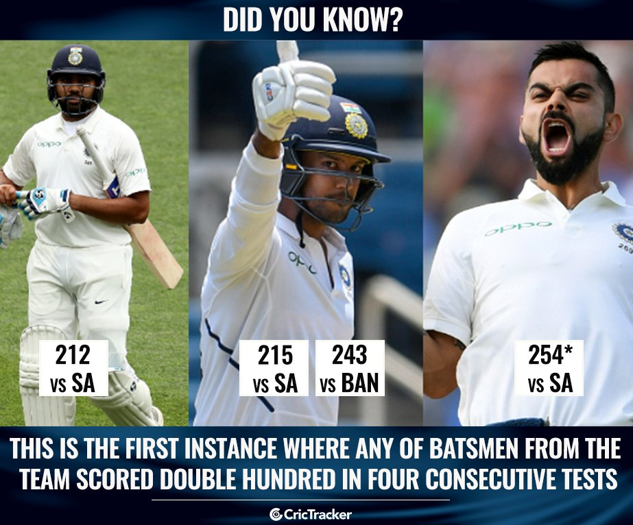 A rare record from Indian cricket team. #INDvBAN<br>http://pic.twitter.com/OazcjhbZ7C
