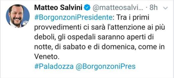 #PalaDozza
