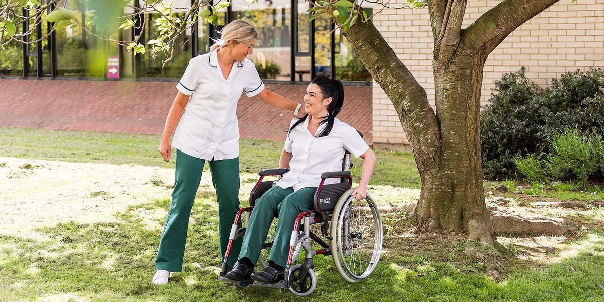 Interested in studying Occupational Therapy here at WGU? Come to our subject morning on Wednesday, November 27, 9.30-11.30am. You'll get an overview of occupational therapy as a career, find out more about the programme, and meet lecturers. Book now: socsi.in/ZCMAp