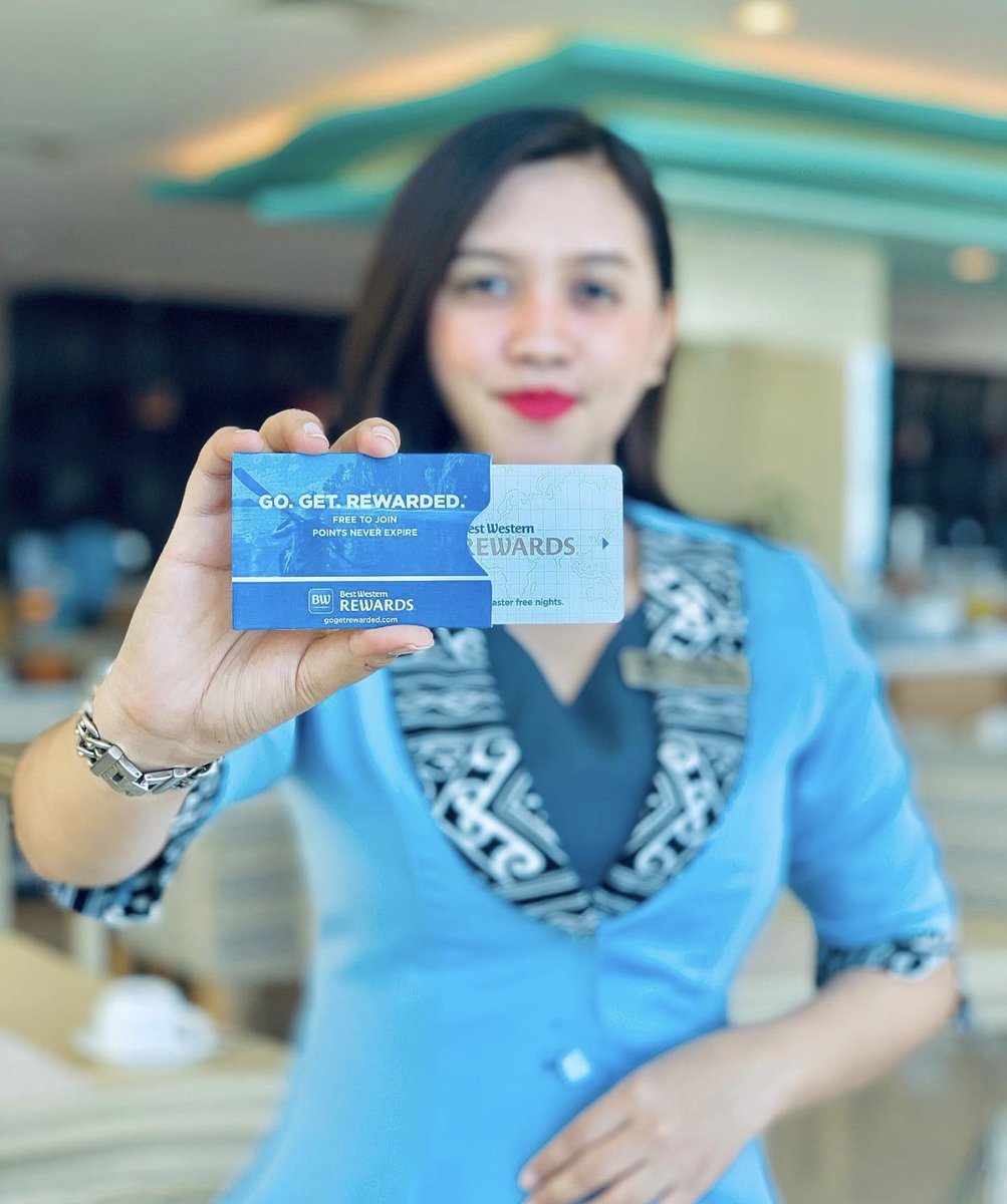 Join for free! Ask our Front Desk and reward yourself by getting member exclusive rates today, get your special gift from us . #enjoyholiday #enjoylife #marijokemanado #manadokota #travelindonesia #travel #travelasia #visitindonesia #pool #swimmingpools #halalbihalal #summer