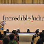 Image for the Tweet beginning: Glimpse of #IncredibleIndiaRoadshow in China