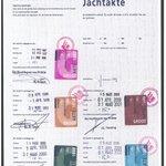 Image for the Tweet beginning: Jachtakte (grootakte) die door de