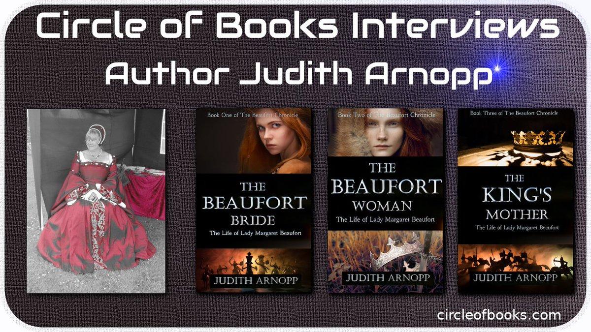 * #rt #interview #asmsg #iartg @JudithArnopp  #ebooks #kindle #tbr #amreading