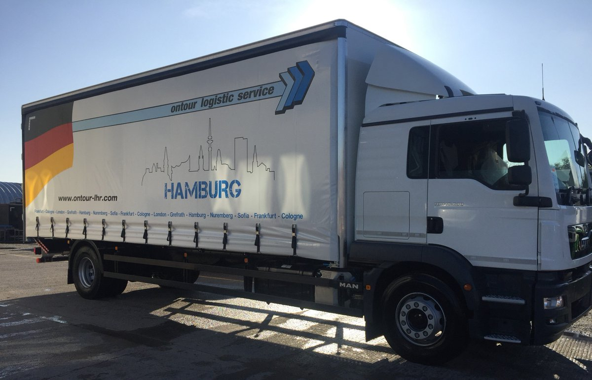 test Twitter Media - 18T MAN Curtain side, Dhollandia 1500kg Tuck away Tail lift,   Curtains sign written and supplied by Andrew Mitchell and Co  With Thanks to On tour Logistics & @MAN_Group   #MAN #Curtainsider #Dhollandia #TuckAwayTailLift https://t.co/y6UXDcPcWa