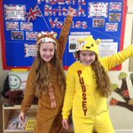 Image for the Tweet beginning: Feeling Pudsey-tastic today! #bbcchildreninneed
