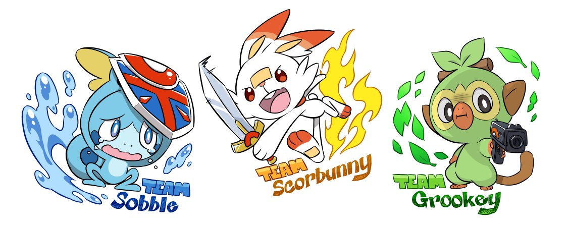 Waha على تويتر A Little Drawing Of Starters Grookey Scorbunny And Sobble To Celebrate The Release Of Pokemon Sword And Shield Groovyide is a free online groovy editor and interpreter to help you develop your scripts faster. twitter