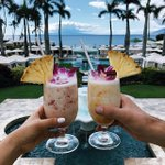 Image for the Tweet beginning: Cheers to Aloha Friday! 📷