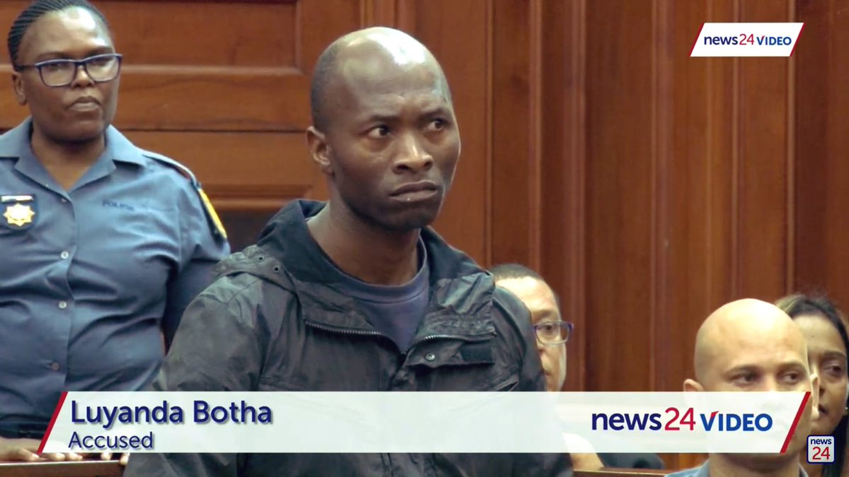Murder Rape Defeating The Ends Of Justice #UyineneMrwetyanas murderer will serve 3 life sentences which will run concurrently. He will be out after 25yrs on good behaviour & qualify for old-age pension.