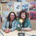 Image for the Tweet beginning: Blanca González, directiva de @LaRodaCf,