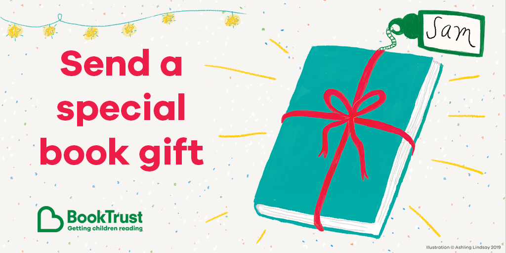 Today is #NationalPhilanthropyDay! Were so grateful for everyone who donates to us and helps further our ambitions to get more children & families reading. You can support our #JustOneBook campaign to give a vulnerable child a book this Christmas here... bit.ly/2K3c4hR