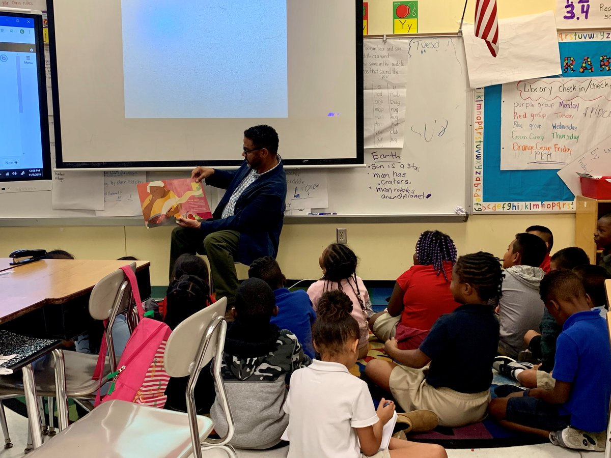 #FBF to last week where IEECE staff participated in the @literacypbc's #ReadfortheRecord campaign. Thank you to Whispering Pines Elementary, Binks Forest Elementary, South Grade Elementary, Timber Trace Elementary, & Lincoln Elementary for having us! #EducationMatters