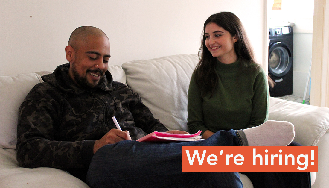 Settle is hiring! Could you be our new Programme Officer? >> bit.ly/2QgzGDq