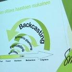 Image for the Tweet beginning: #opiskelijaneurooppa @spietikainen korostaa, että turvallisen