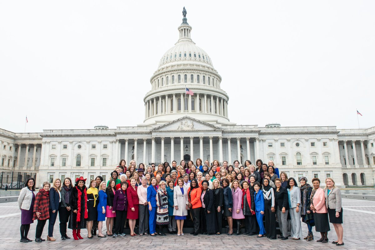 Women in the House #2019in4words