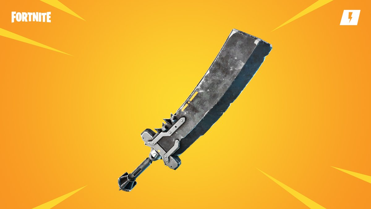 Leap away from the Weekly Store with the Darkest of Blades.  Grab the Black Blade from the  #SavetheWorld Weekly Store now!