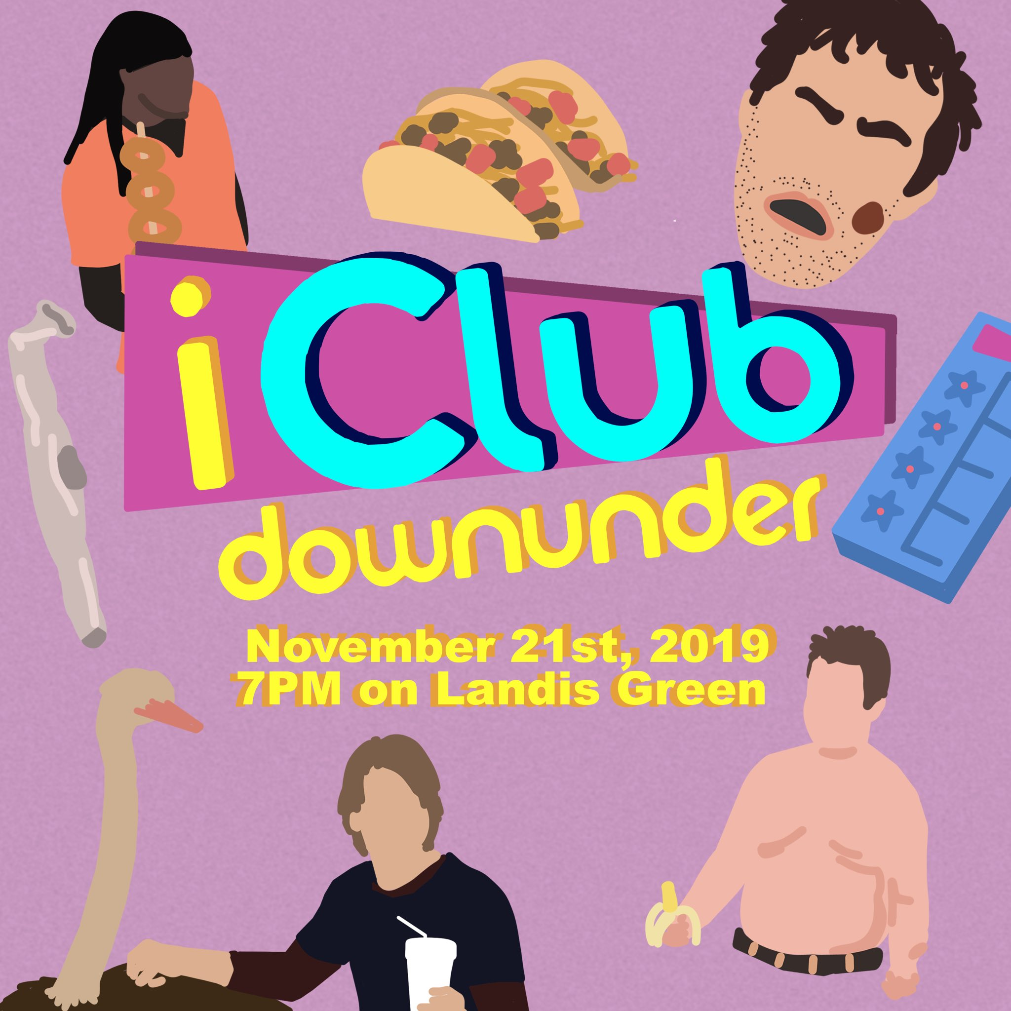 Club Downunder On Twitter And We Re Live In 5 4 3 2 1 Cdu Presents Iclub Downunder Thursday November 21st Landis Green Starts 7 Pm Ends 11 Pm Join Us For An Icarly Themed