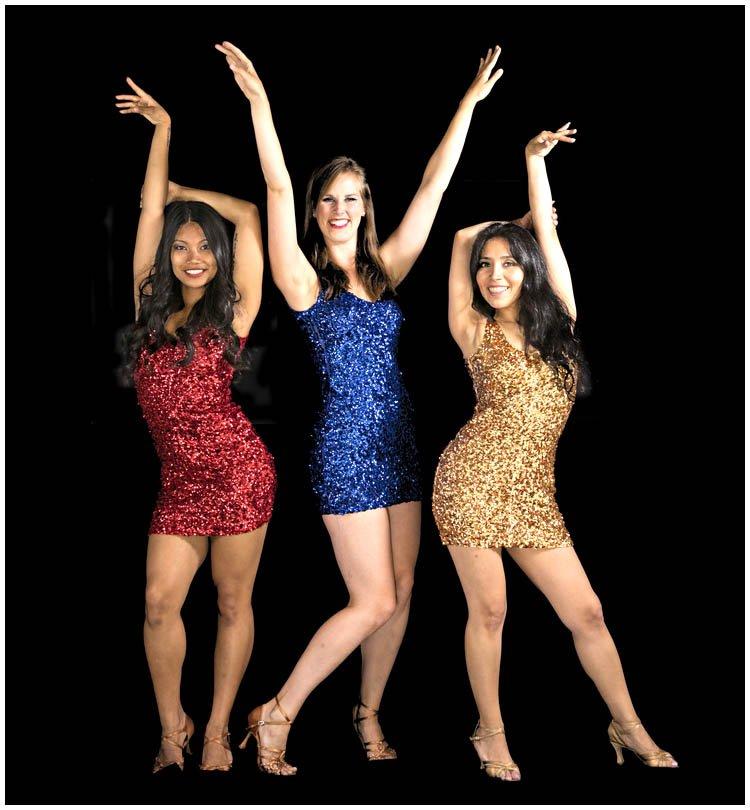 Hot Girls Dance Mania By Sergey Bobrovsky