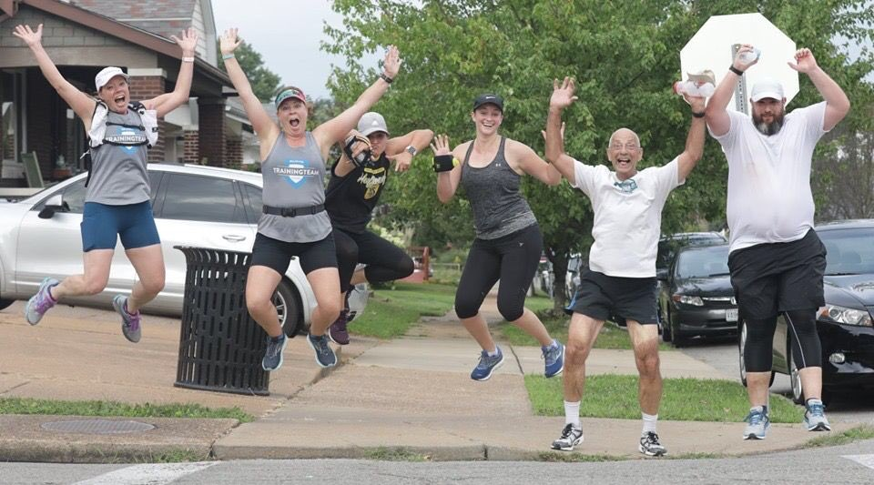 Jump for joy! Big River Training Team will start Jan. 5! Save the date and start getting in those base miles. Reg will open soon! #HalfMarathonTraining #MarathonTraining<br>http://pic.twitter.com/aIIJ5RV0Aq
