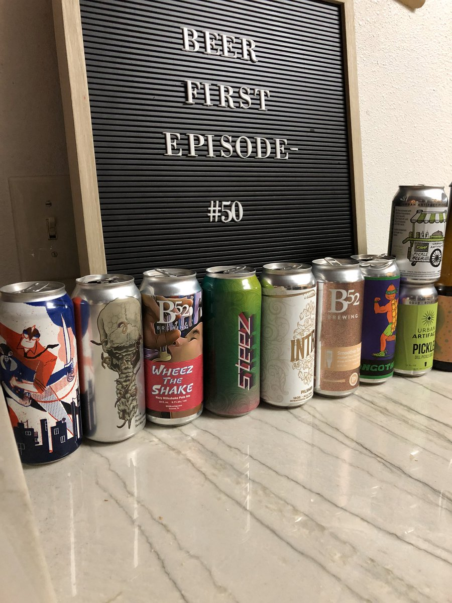 Episode #50 is out now! #pinkiesup #beerfirst  http:// html5-player.libsyn.com/embed/episode/ id/12042146/height/90/theme/custom/thumbnail/yes/direction/forward/tdest_id/540965/render-playlist/no/custom-color/000000/www.beerfirst.libsyn.com  … <br>http://pic.twitter.com/njzKqwC2vE